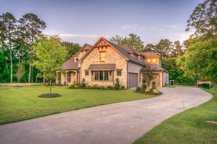 landscape the front of your home